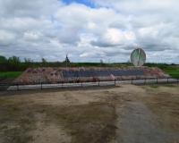 Братская могила советских воинов. Высокое, май 2015