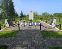 Братская могила советских воинов. Балтийск, п Коса, май 2016