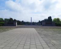Военное мемориальное кладбище советских воинов. Варшава, май 2016