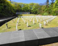 Военное советское кладбище. Гданьск, 7 мая 2016 года