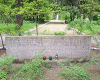 Кладбище военнопленных Шталаг I B Хохенштейн. Судва, май 2008