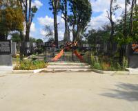 Братская могила советских воинов. Константиновка, апрель 2017