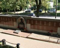 Захоронение военнопленных и гражданских лиц. Вильнюс, Литва. Сентябрь 2017