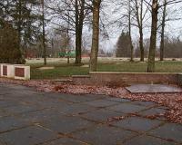 Кладбище советских воинов в пос. Виштитис, Литва. Январь 2018