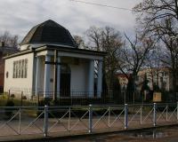 Новое городское кладбища Гумбиннена (Der Neue Altstädtische Friedhof). Гусев, январь 2018