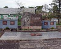 Кладбище советских воинов в городе Григишкес, Литва. Май 2018