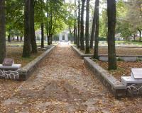Кладбище советских воинов в городе Алитус, Литва, 2006 г. (с сайта http://db.militaryheritage.eu)