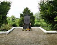Братская могила советских воинов. Костромино, май 2019