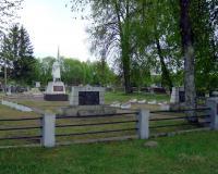 Кладбище советских воинов в г. Йезнас, Литва. Май 2019