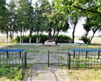 Братская могила советских воинов. Добрино, июнь 2019