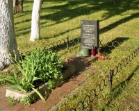 Захоронение советских воинов на территории форта № 11. Калининград, июнь 2019